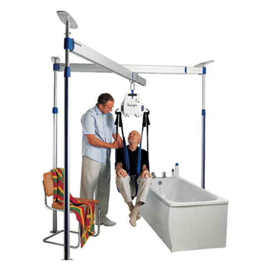 Oxford Voyager Portable Hoist and EasyTrack System ...